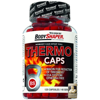 WEIDER BODY SHAPER Thermo Caps